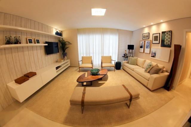 Apartamento à venda com 3 dormitórios em Jurerê, Florianópolis cod:533 - Foto 2