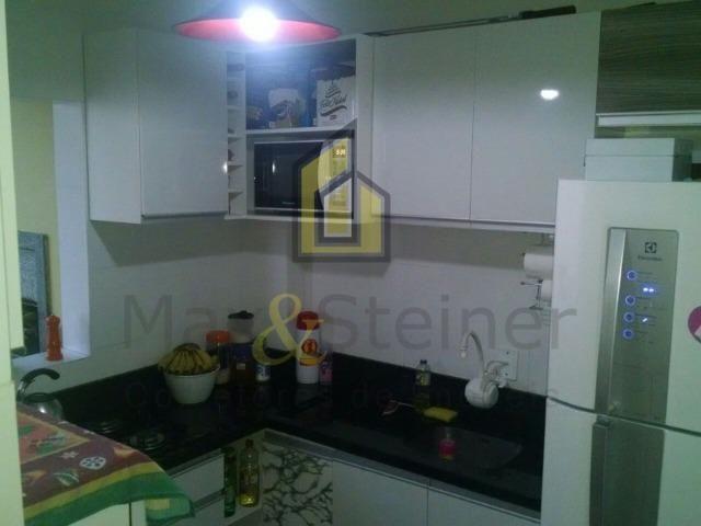 Ms5 Apartamento 2 dorm com escritura e rua tranquila !! - Foto 13
