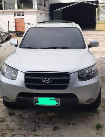 Veículo Santa Fé modelo 2009/2010