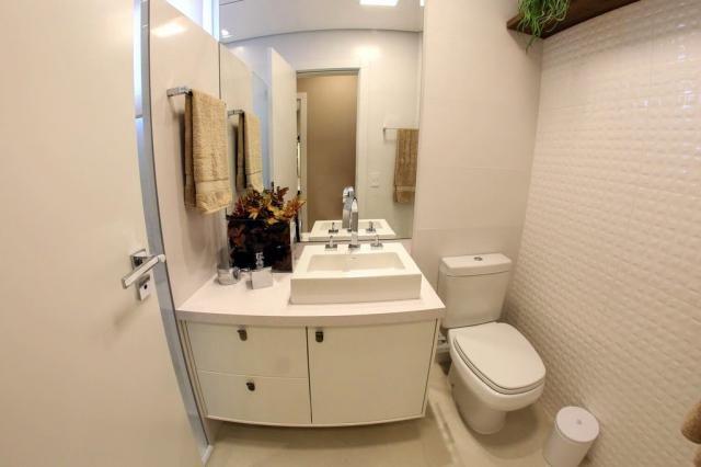 Apartamento à venda com 3 dormitórios em Jurerê, Florianópolis cod:533 - Foto 10