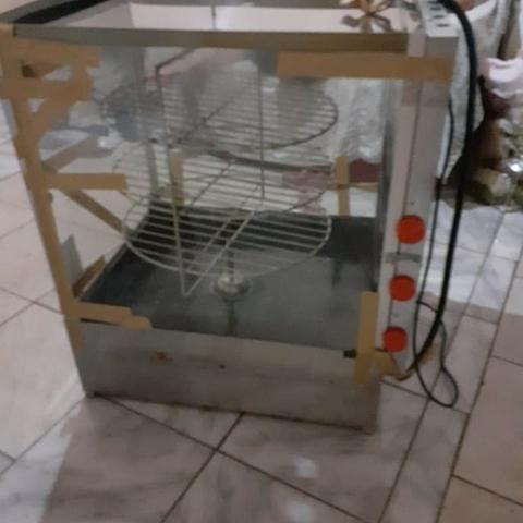 Forno giratório para assar carnes - Foto 2