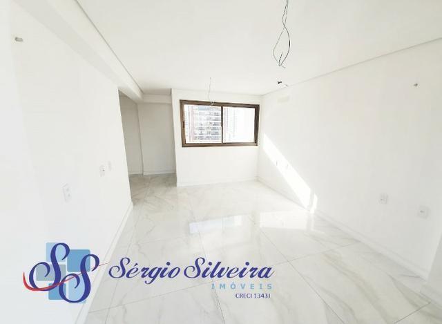 Apartamento na Aldeota alto padrão, 1 por andar e lazer completo Abelardo Pompeu - Foto 9