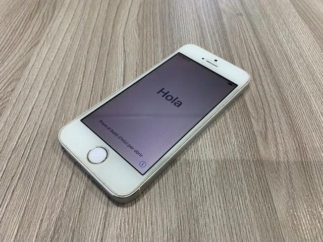 IPhone 5s Prata 32 Gb Em Ótimo Estado - Foto 3