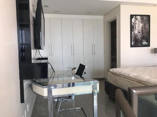 Loft Gyn, 100% mobiliado e decorado, Jd. Goiás - Foto 13