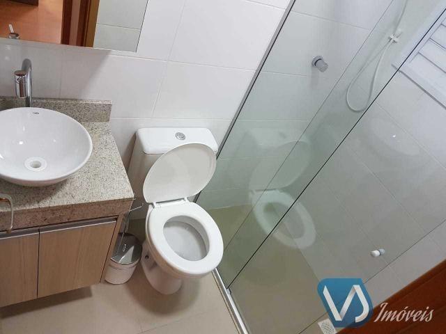 Apartamento mobiliado com 2 quartos no Cond. Lagoa Dourada - Jd. Acquaville, Londrina/PR - Foto 11