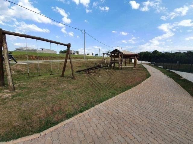 Terreno residencial à venda, Eco Residencial Fazenda Jequitibá, Sorocaba - TE2706. - Foto 12