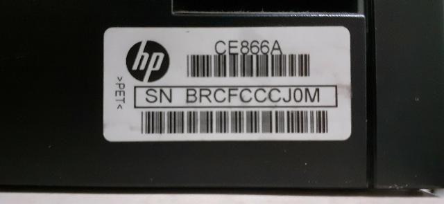 Multifuncional HP LaserJet Pro 100 Color M175NW - Foto 2