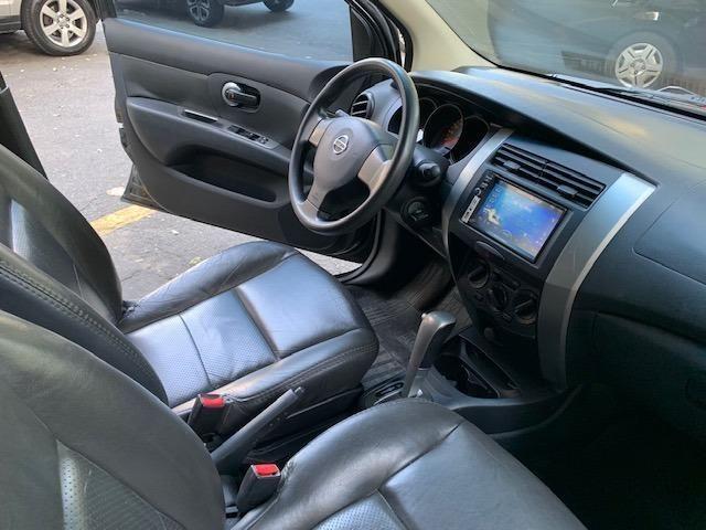 Nissan Livina S Automático Multimídia com Câmera de Ré Couro Rodas Impecável 2014 - Foto 7