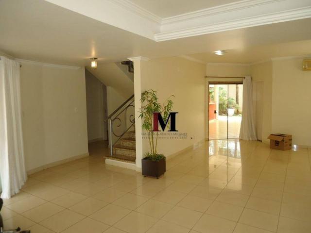 Alugamos linda casa em condominio fechado com 4 suite com closet - Foto 5