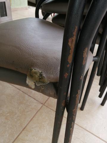 Cadeiras para restaurante e lanchonete