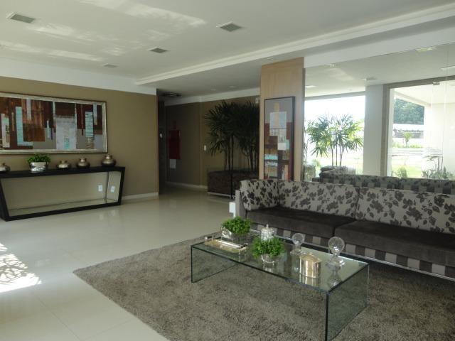 Apartamento Innovare Condomínio Clube com Armários Sol da manhã 2 Vagas Individuais - Foto 9