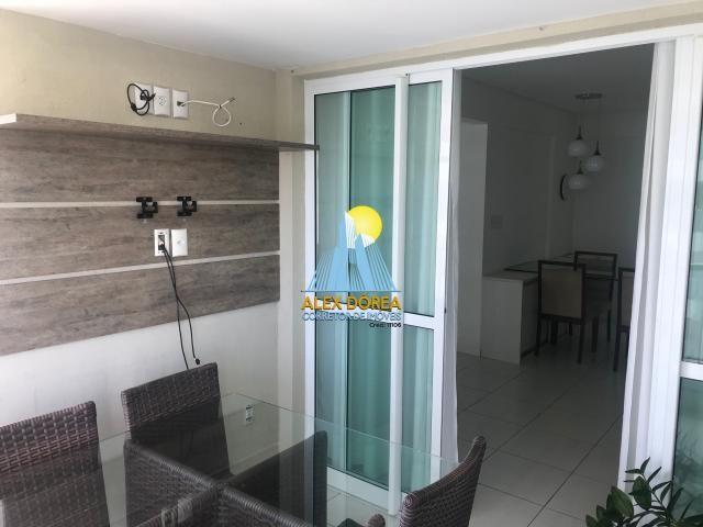 Apartamento de 3 quartos no vista patamares nascente - Foto 8