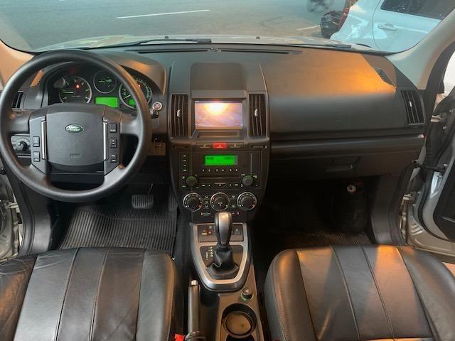 Land Rover Freelander 2 S Turbo Diesel Multimídia Couro Impecável IPVA 20 Pago 2011 - Foto 7