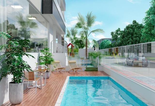 Duplex 02 Dormitórios a 190 Metros da Praia Área Nobre - Foto 8