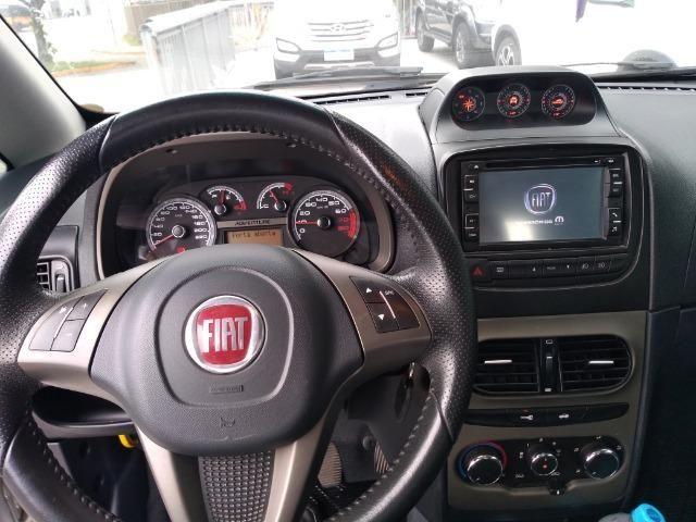 Fiat Idea Adventure C/ Gnv = Financiamento na hora - Foto 11