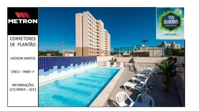 UED-18 - Apartamento 2 quartos em morada de laranjeiras - Foto 11