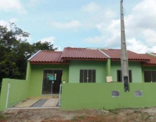 Casas novas Itapoá (balneário Palmeira) 100% documentadas prontas para morar - Foto 6