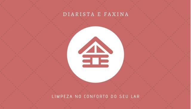 Diárias & Faxinas