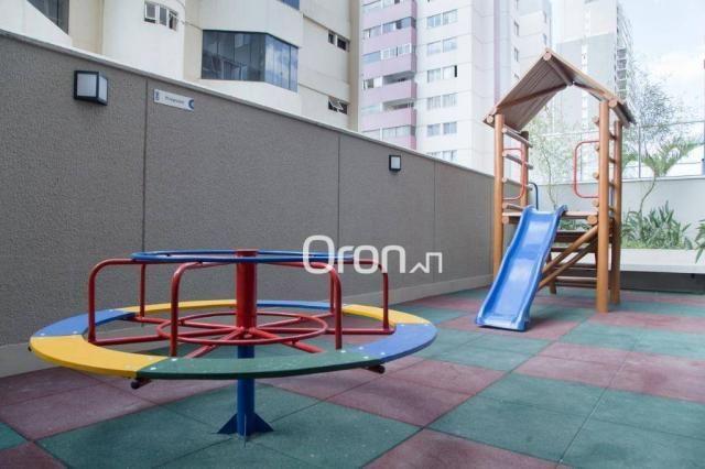 Apartamento com 3 dormitórios à venda, 95 m² por R$ 524.000,00 - Setor Bueno - Goiânia/GO - Foto 13