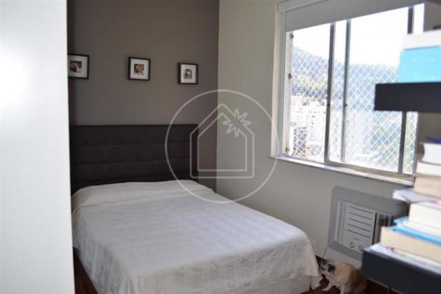 Apartamento à venda com 2 dormitórios em Cosme velho, Rio de janeiro cod:885806 - Foto 5