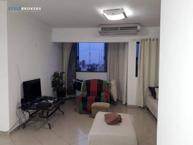 Apartamento no Edifício Caribe com 4 dormitórios à venda, 170 m² por R$ 320.000 - Baú - Cu - Foto 3
