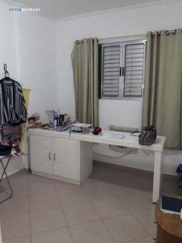 Apartamento no Edifício Caribe com 4 dormitórios à venda, 170 m² por R$ 320.000 - Baú - Cu - Foto 20