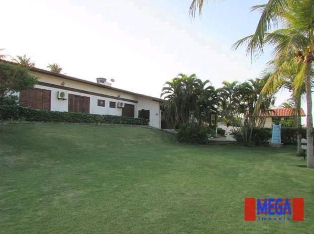 Casa com 4 dormitórios para alugar por R$ 7.000,00/mês - Porto das Dunas - Aquiraz/CE - Foto 2