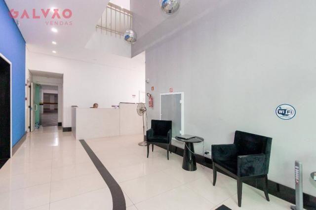 Apartamento com 1 dormitório à venda, 33 m² por R$ 238.156,90 - Centro - Curitiba/PR - Foto 14