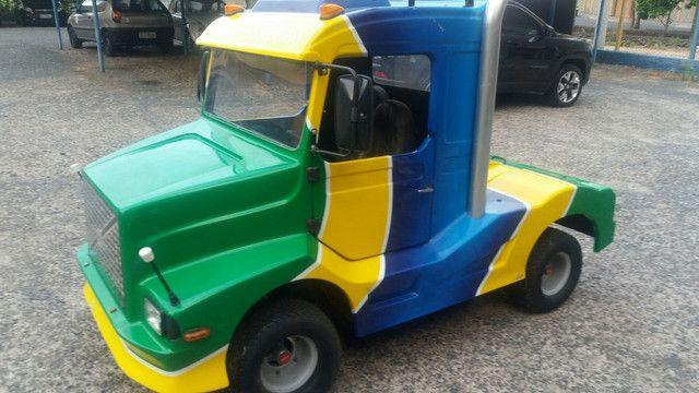 Mini truck a gasolina  - Foto 2