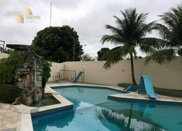 Apartamento com 2 dormitórios à venda, 68 m² por R$ 250. - Verdão - Cuiabá/MT - Foto 13