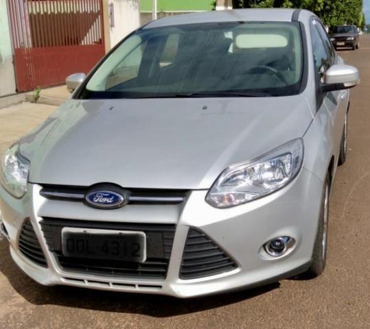 Ford Focus 2014 automático