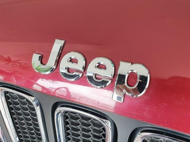 Jeep Renegade Longitude 1.8 Flex Automático - 2018 - Completo - Foto 15