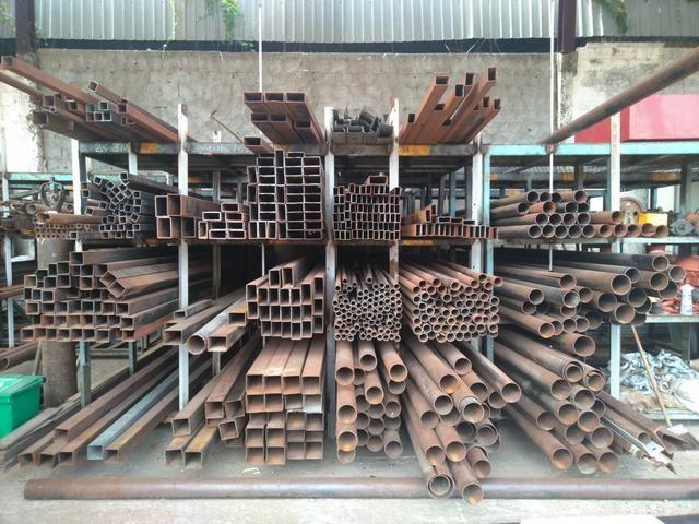 Diversos tipos de tubo