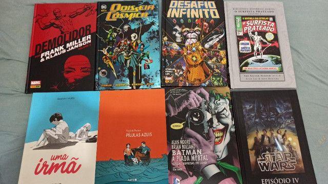 Quadrinhos e livros diversos - Foto 4