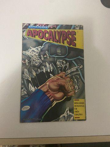 HQs Super-Homem versus apocalypse A Revanche (completo) - Foto 4