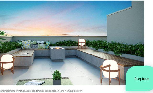 Apartamento de 2 quartos de alto padrão - 200 metros da Universidade Positivo :) - Foto 15