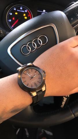 Relógio bvlgari promoção