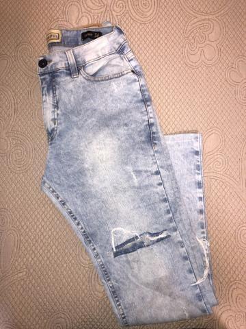 Vendo Calça Jeans Skinny - Foto 2
