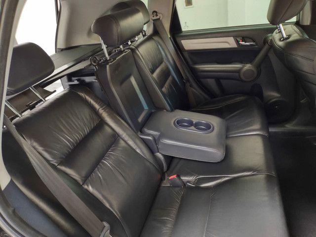 Honda crv, automático+ couro e teto solar - Foto 17