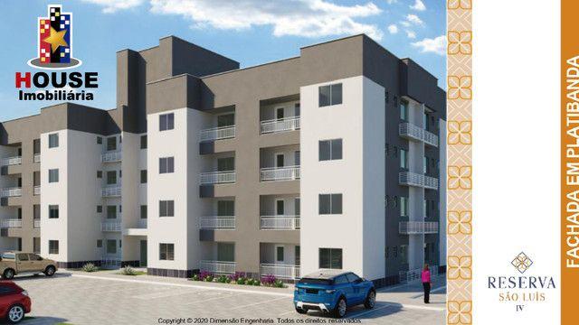 Condominio reserva são luis, apartamentos com 2 quartos