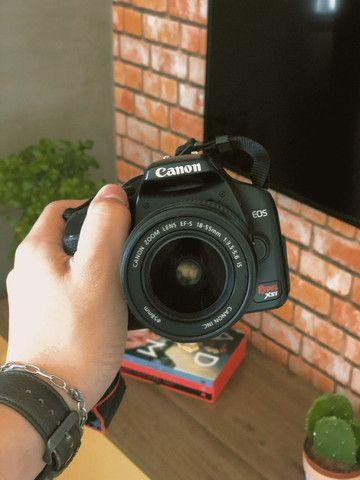Câmera Fotográfica Dslr Cânon Rebel XSI Campo Grande