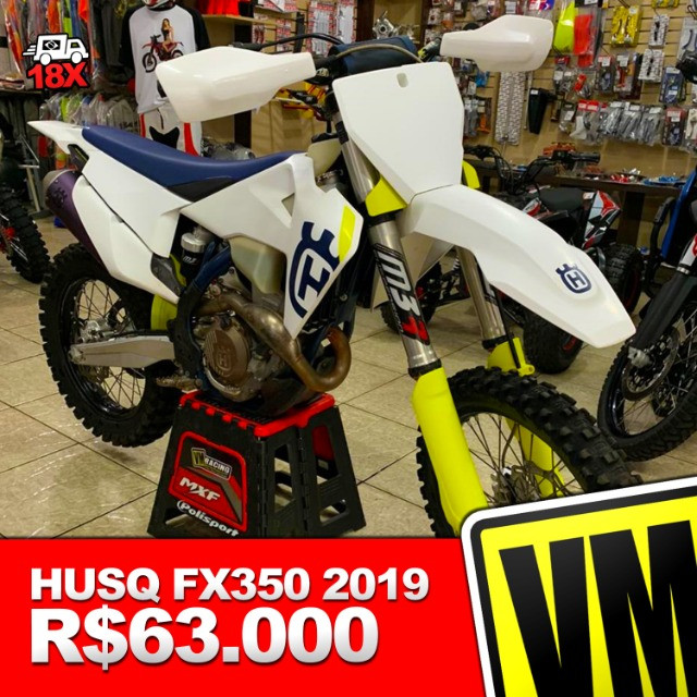Husqvarna FX350 2019