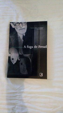 Livro: A Fuga de Freud - David Cohen