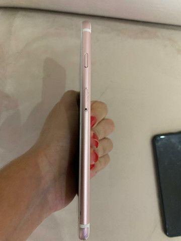 IPhone 6S Plus 128GB trincado - Foto 5
