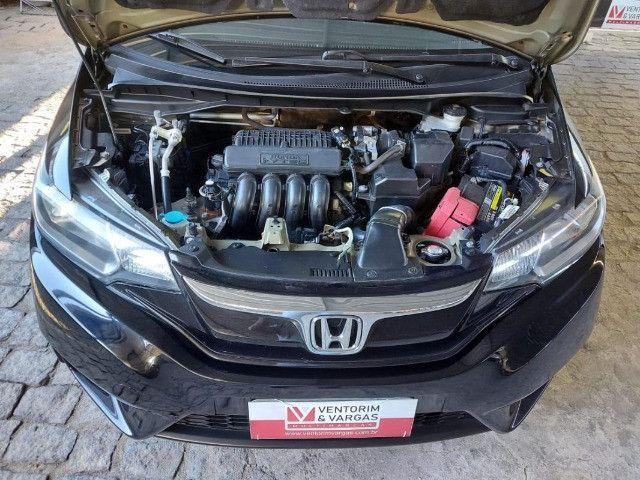 Honda/Fit EX 1.5 Preto 2014/2015 super conservado - Foto 4