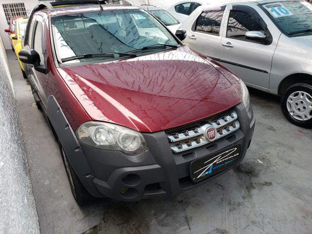 Fiat Strada Adventure1 8   1 8 Locker Flex Cd 2010