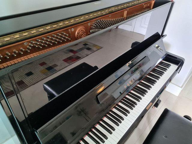 Piano Kawai NS-15 Japonês - Foto 2