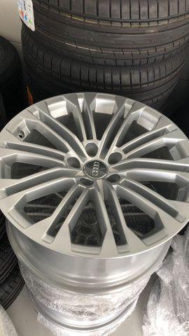 Roda Aro 18?? Audi - Foto 3