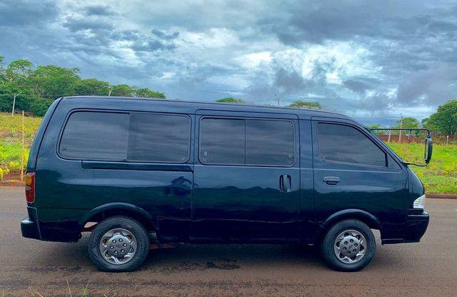 Kia Motors Besta Gs 2 7 8v 12l Diesel 2001