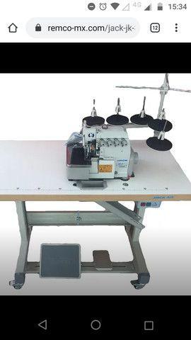 Máquina ultraloque/ overloque